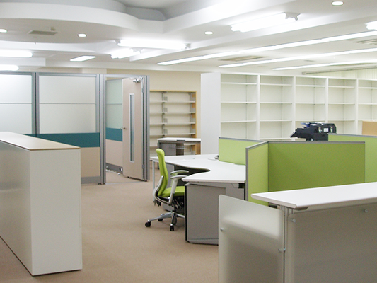 オフィス移転プロジェクト